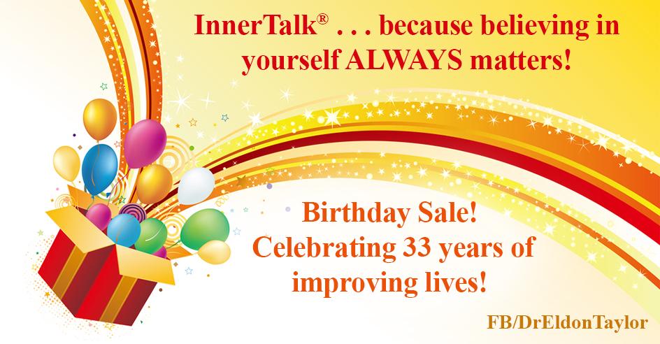 33rd Birthday Sale