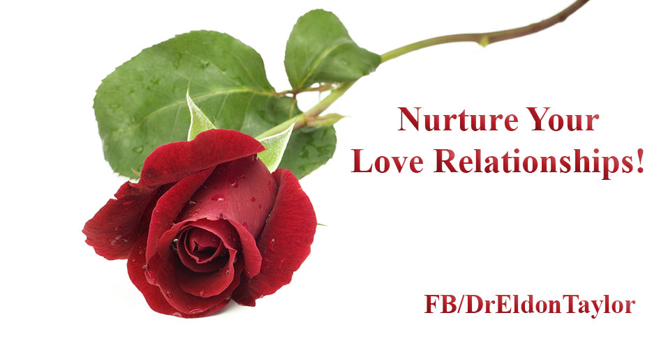 Nurture Relationships