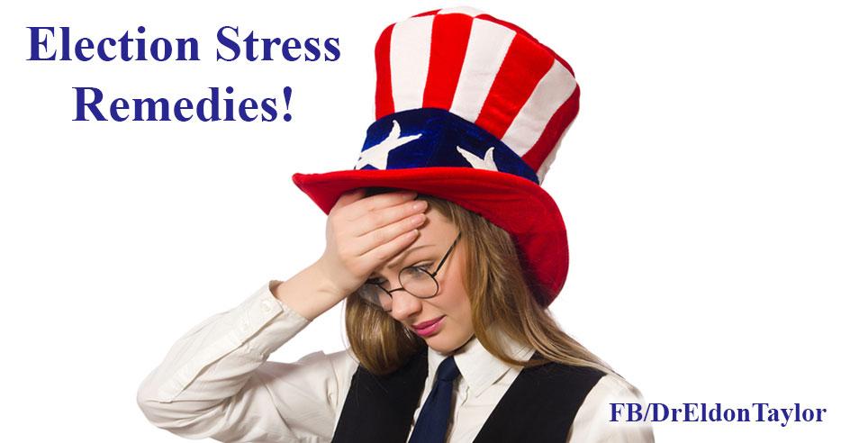 Election Stress Remedies