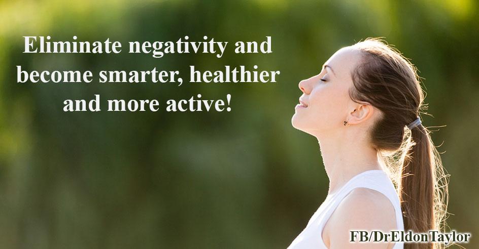Eliminate Negativity