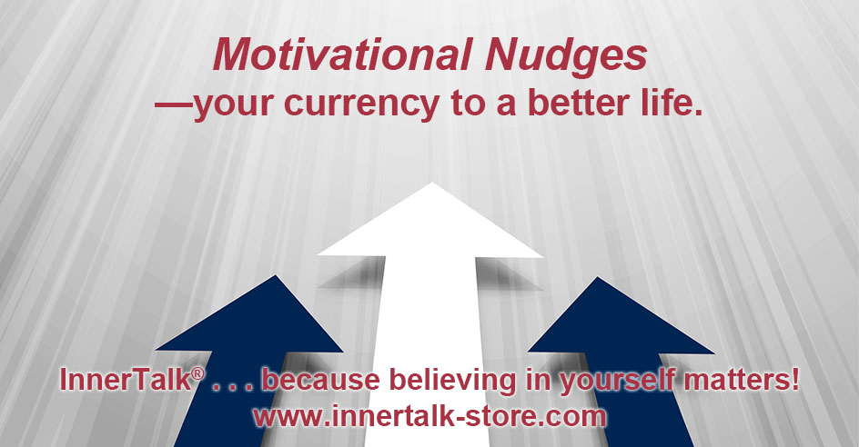 Motivational Nudges book by InnerTalk