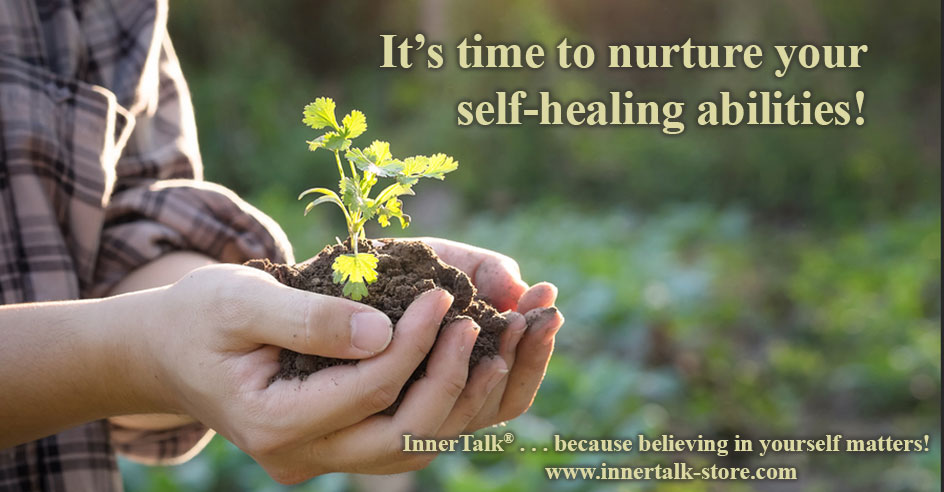 It's time to nurture your self-healing abilities!