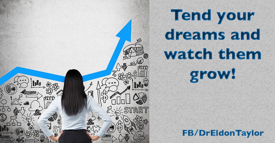 Tend Your Dreams