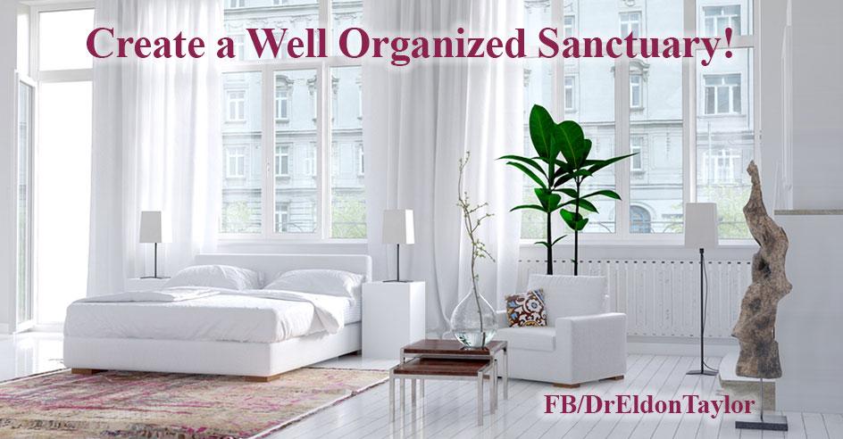 Well Organized Sanctuary