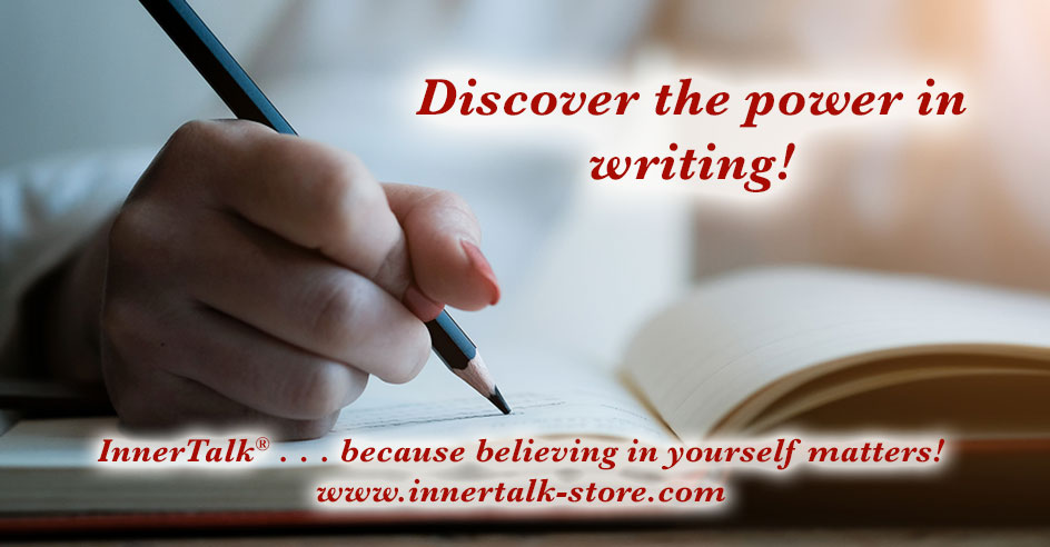 Discover the power in writing!