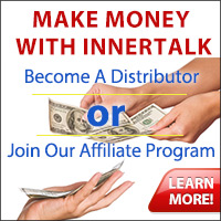Become an InnerTalk Distributor or Affiliate