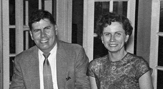 Roy and Lois Bey